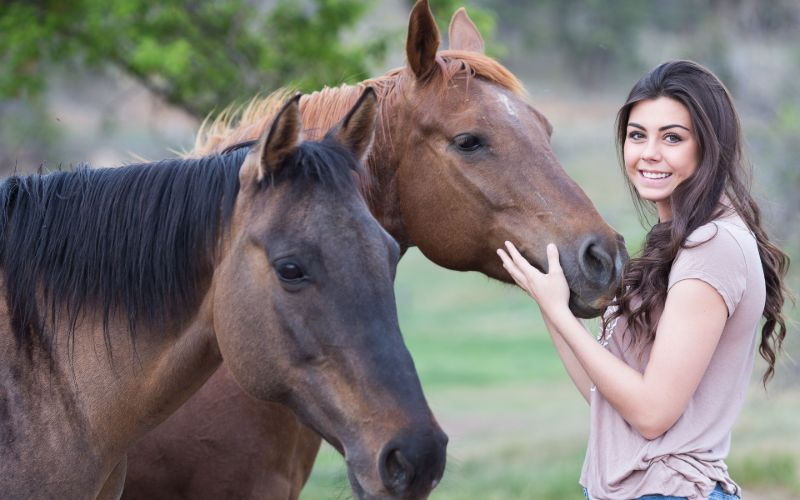 best female horse names