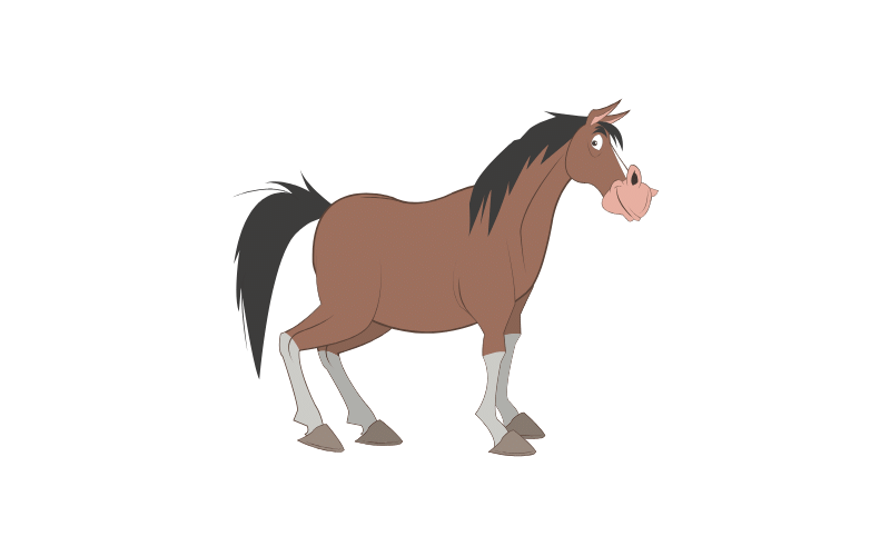 horse names starting with d
