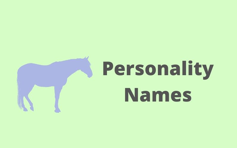 personality names