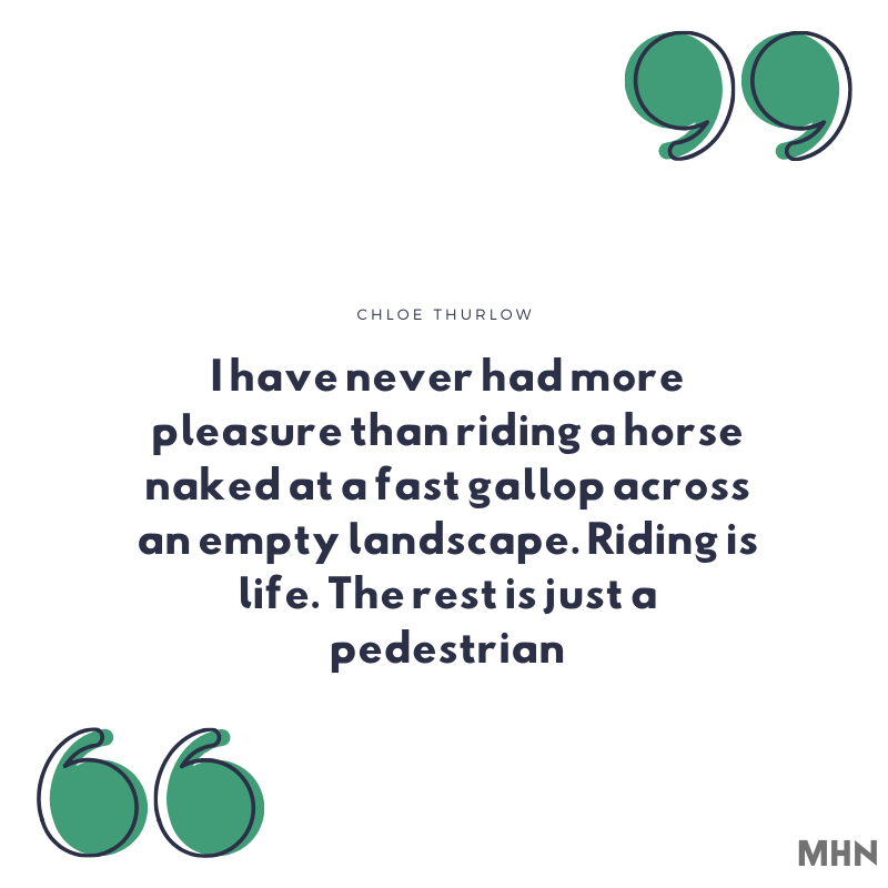 horse race quotes