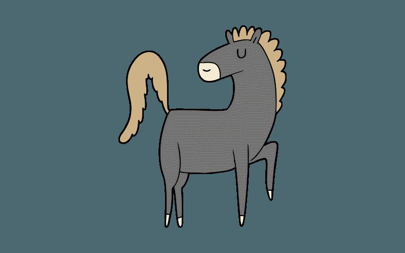 top horse names