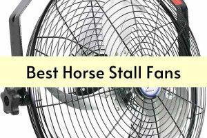 best horse stall fans