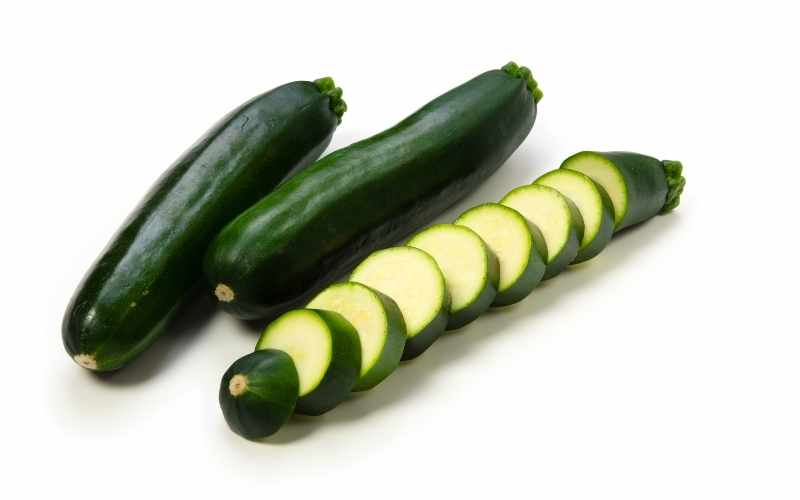 Zucchini for horses