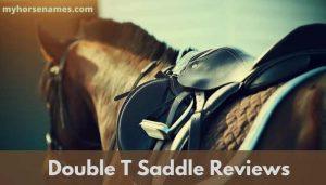 Double T Saddle Reviews