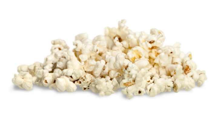 do horses eat popcorn