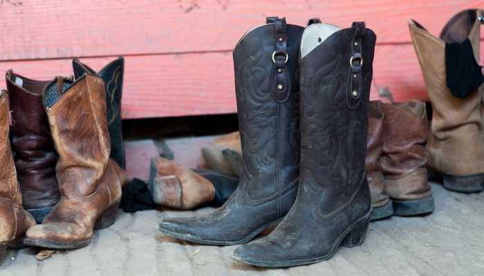 Cowboy Work Boots