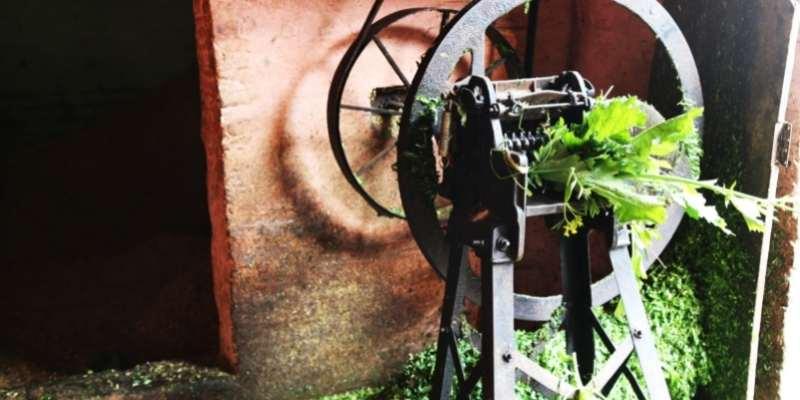 Electric-Chaff-Cutters